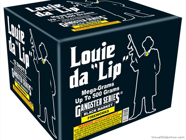 LOUIE DA LIP