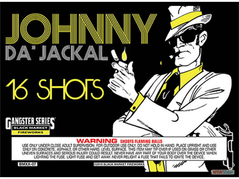 JOHNNY DA' JACKAL