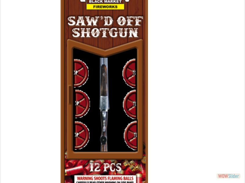 SAW'D OFF SHOTGUN