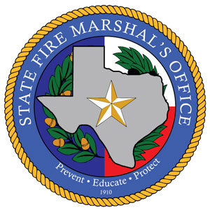 Texas State Fire Marshal Page